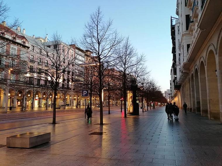 Paseo de la Independencia de Zaragoza