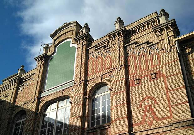 antigua Fábrica de Galletas Patria