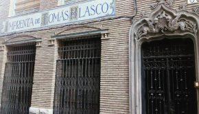 Antigua Imprenta Blasco