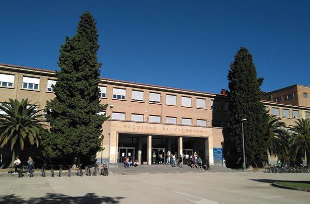 Facultad de Ciencias en la Ciudad Universitaria (Campus Plaza San Francisco)