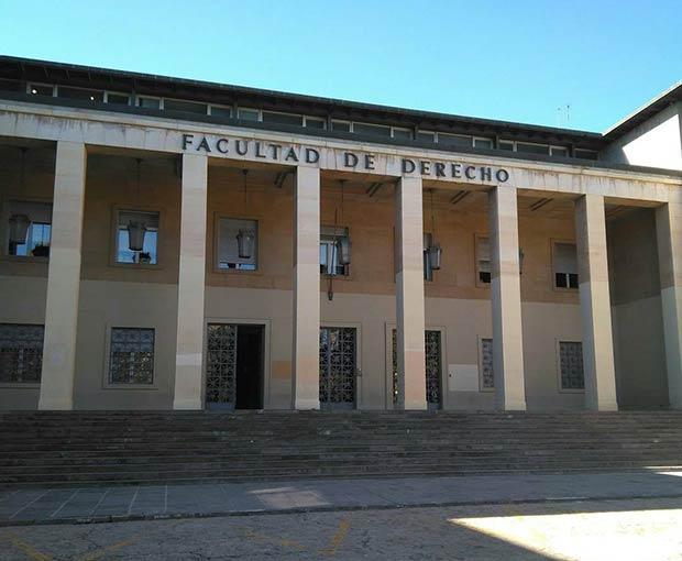 Facultad de Derecho en la Ciudad Universitaria (Campus Plaza San Francisco)