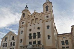 Convento de las Hermanas de la Caridad de Santa Ana en la Calle Madre Rafols