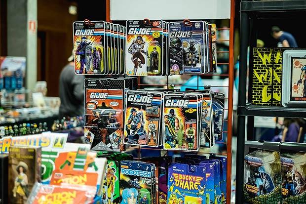Juguetear, la feria del juguete colección de Zaragoza
