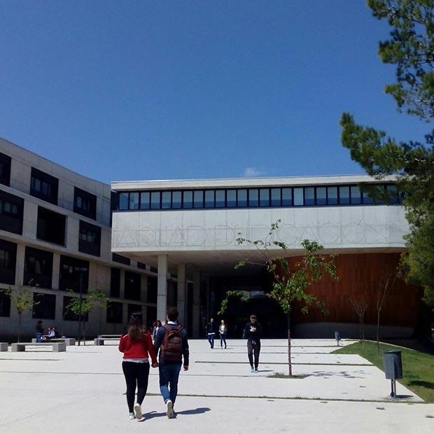 nuevo edificio de la Facultad de Educación en el campus San Francisco