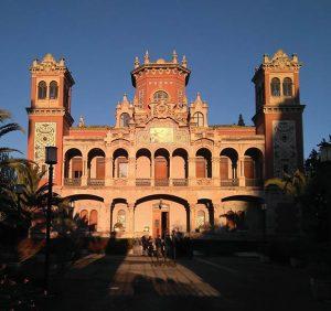 Palacio Larrinaga de Zaragoza