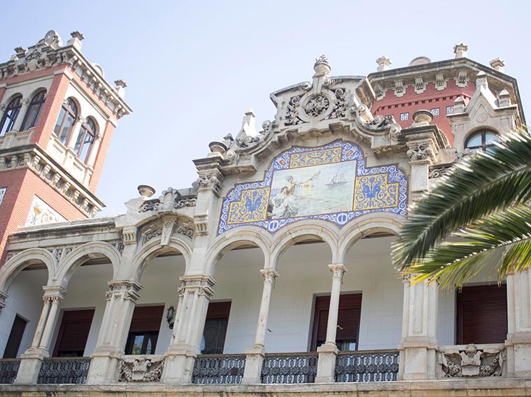palacio larrinaga zaragoza