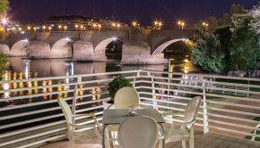 Tres Mares, el nuevo restaurante naútico de Zaragoza