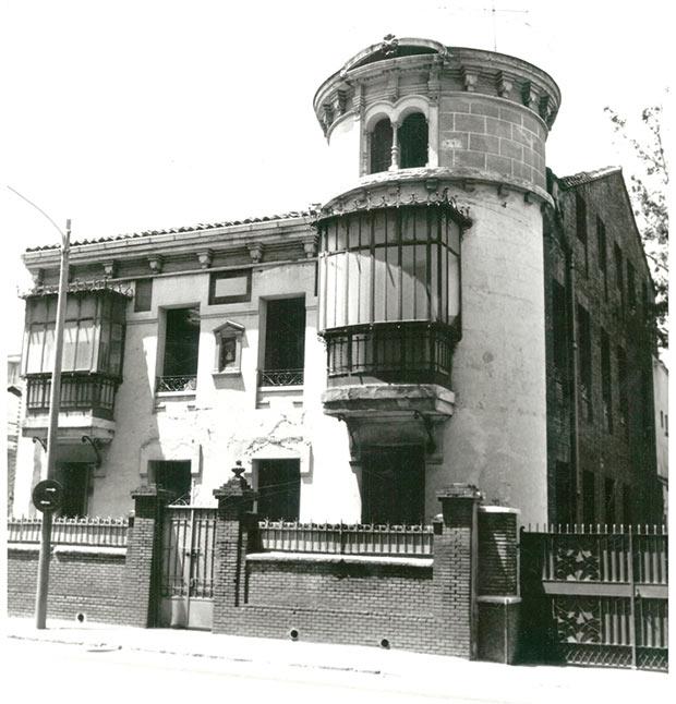 Pabellón-Sanatorio de las Hermanitas Enfermas