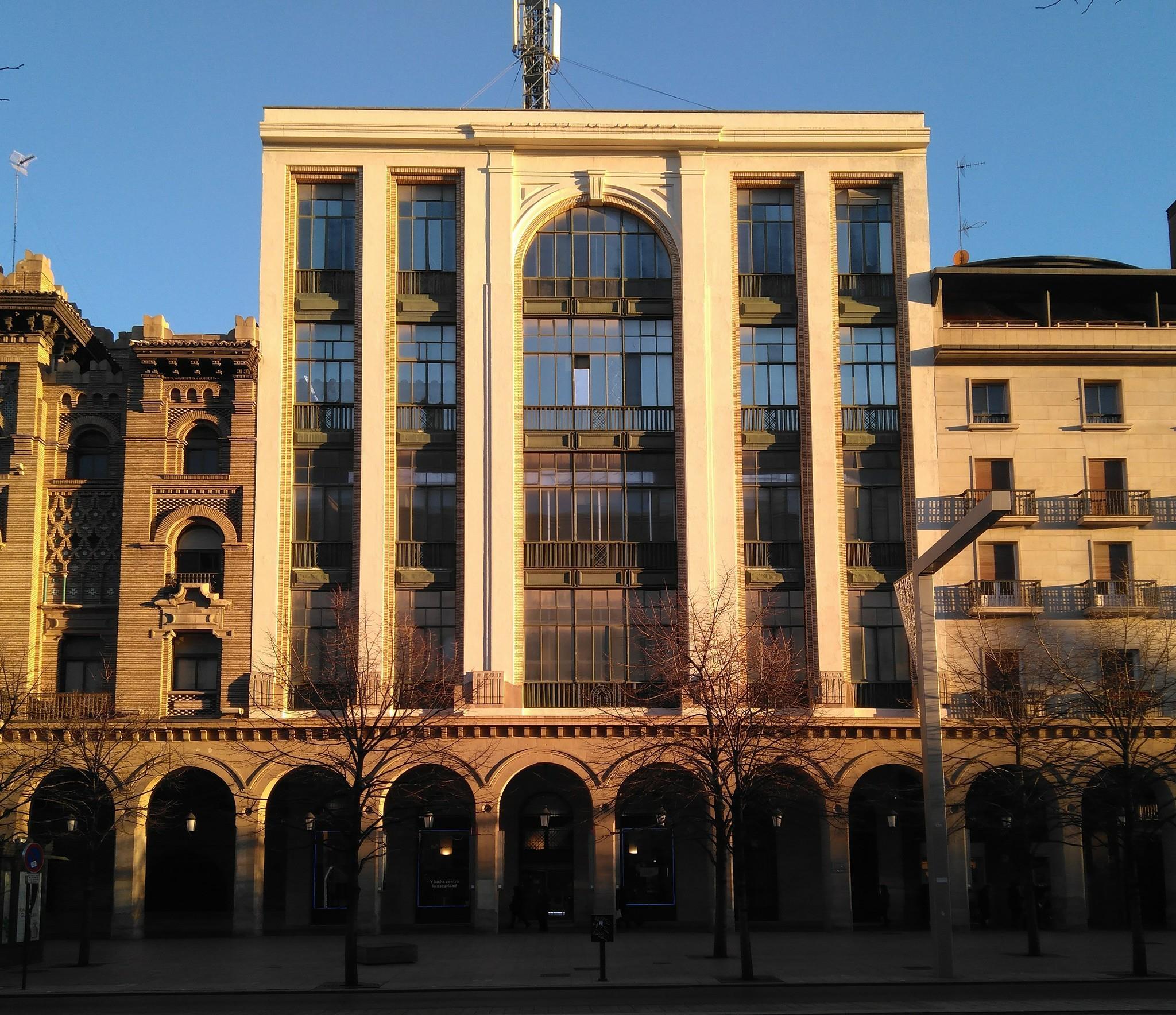 Edificio de la Telefónica