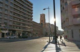 Avenida Goya de Zaragoza