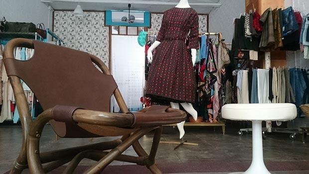 Calypso Vintage tienda segunda mano en zaragoza