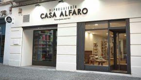 Casa Alfaro en Zaragoza