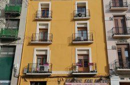 Casa de Goya en Zaragoza