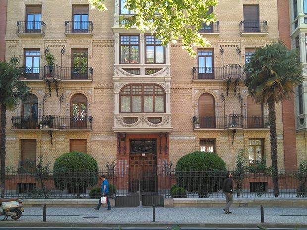 Casa en Paseo de Sagasta 40 Zaragoza