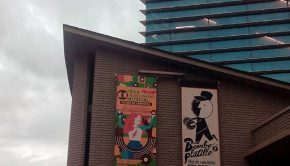Centro Cívico Delicias (Antiguo Mercado de Pescados) exterior
