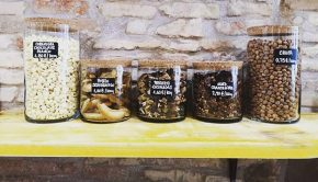 Comercio Justo en zaragoza, Comprar a granel Calle Torrenueva
