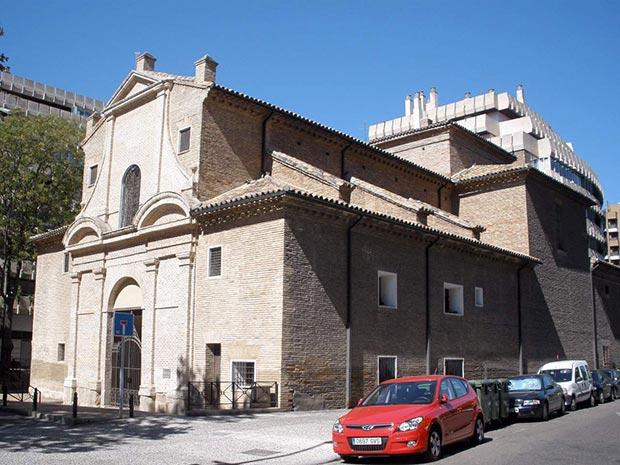 Convento de las Fecetas de Zaragoza