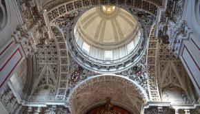 Cúpula de la iglesia de Santiago el Mayor de Zaragoza