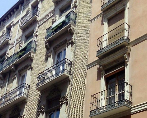 Edificio de la calle San Jorge nº 3