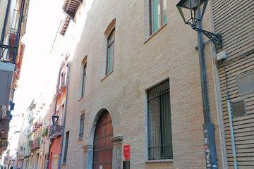 Edificio de la calle de las Armas nº 32
