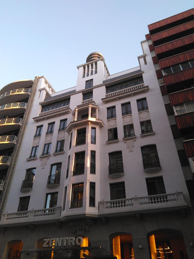Edificio del Coso nº 86 Zaragoza