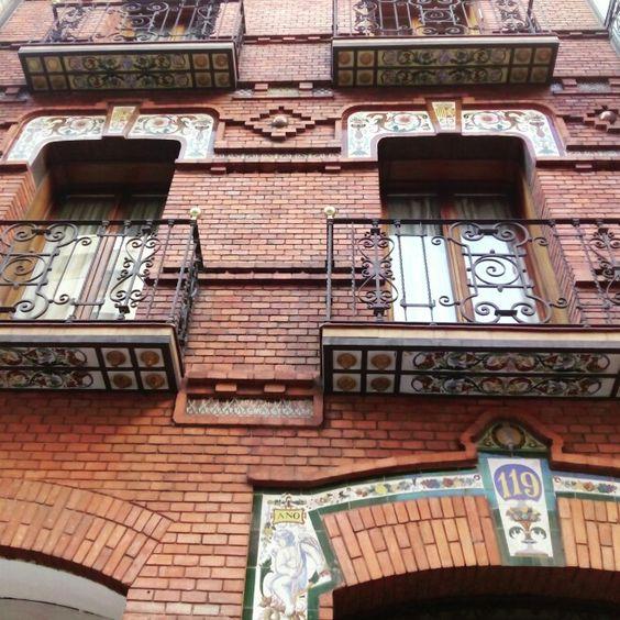 Edificio del Coso nº 97