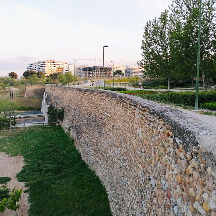El Barranco de la Muerte de Zaragoza