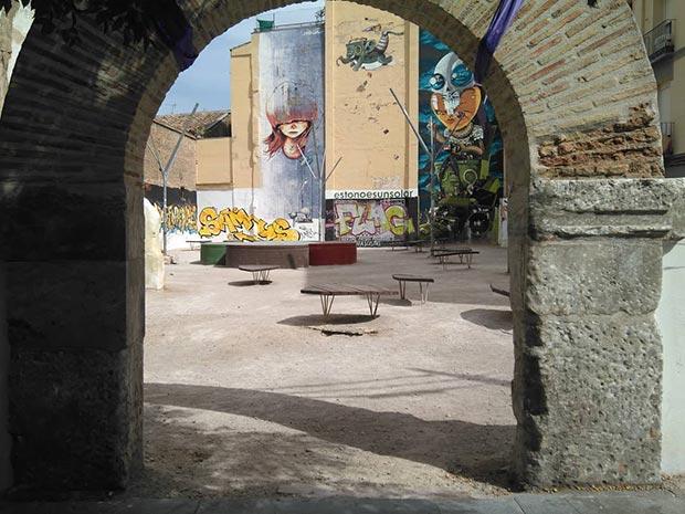 El Solar del Conejo del Coso de Zaragoza