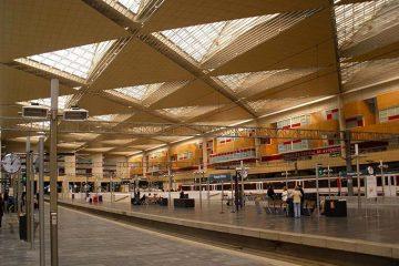 Estación intermodal Zaragoza-Delicias