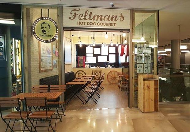 Feltman's Hot Dogs en Centro Comercial Aragonia Zaragoza
