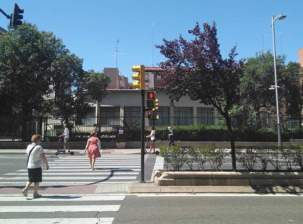 Guardería del Gobierno de Aragón Santa María Del Pilar