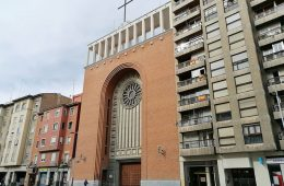 Iglesia Parroquial del Corazon de Maria Avenida de Goya Zaragoza