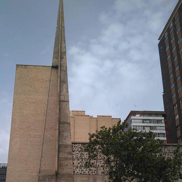 La Iglesia de Nuestra Señora del Carmen de Zaragoza