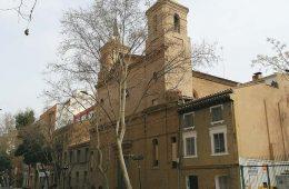 Iglesia de Nuestra Señora de Altabás de Zaragoza