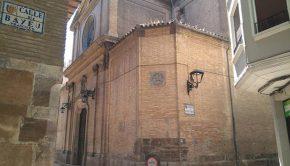 Iglesia de la Exaltación de la Santa Cruz de Zaragoza