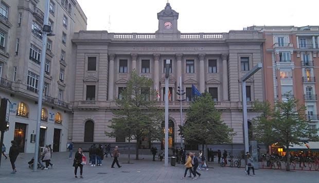 Palacio de la Diputación Provincial de Zaragoza