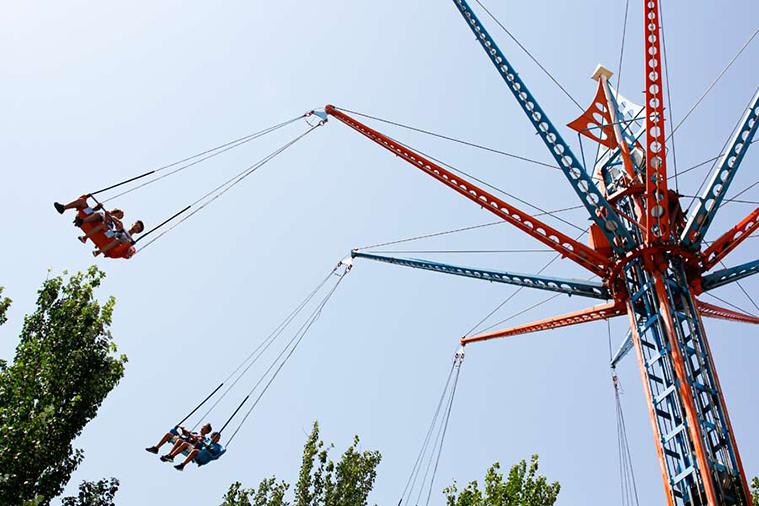 Parque de Atracciones en Zaragoza