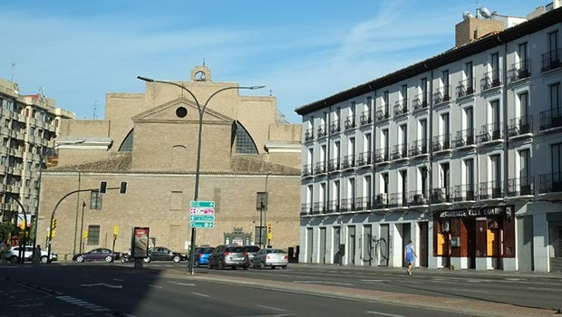 Paseo de Maria Agustin Zaragoza