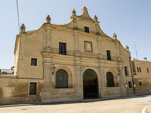 Portería de la Cartuja de la Inmaculada Concepción, Cartuja Baja