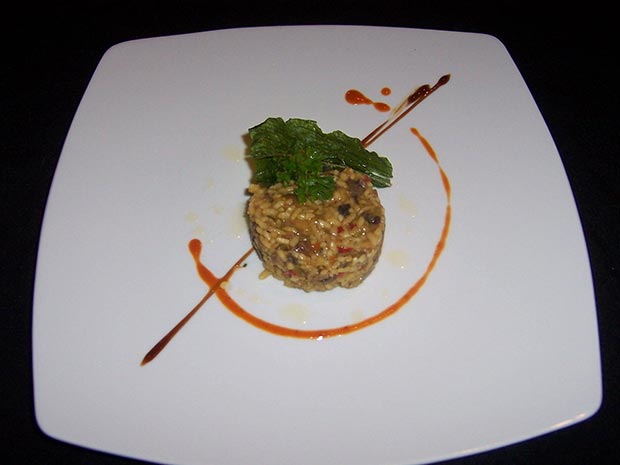 Plato del Restaurante La Matilde