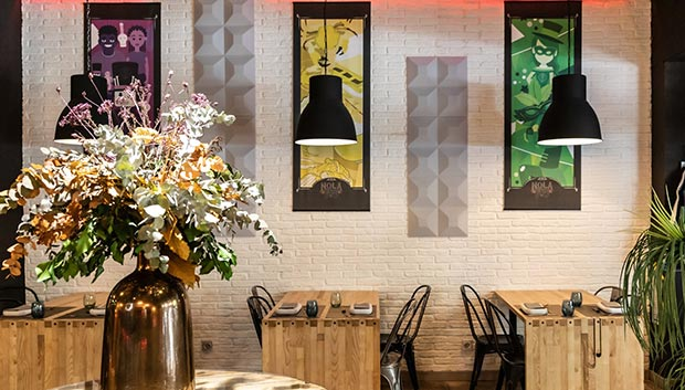 Restaurante Nola Gras Zaragoza