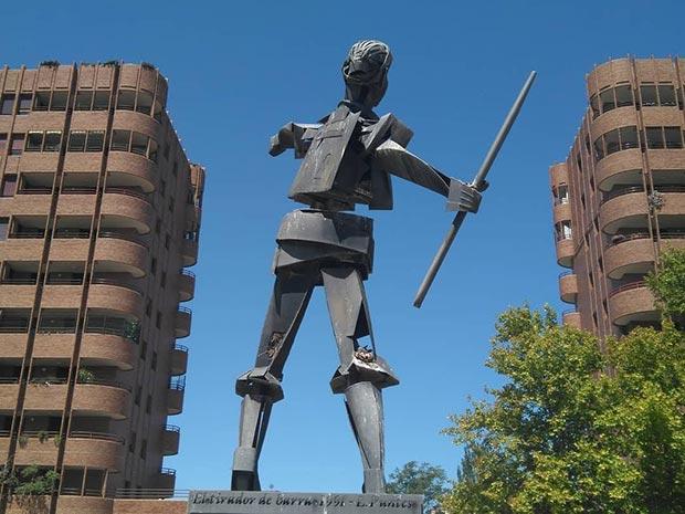 Tirador de Barra Aragonesa de Zaragoza