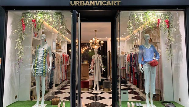 Urban VicArt tienda de moda en zaragoza