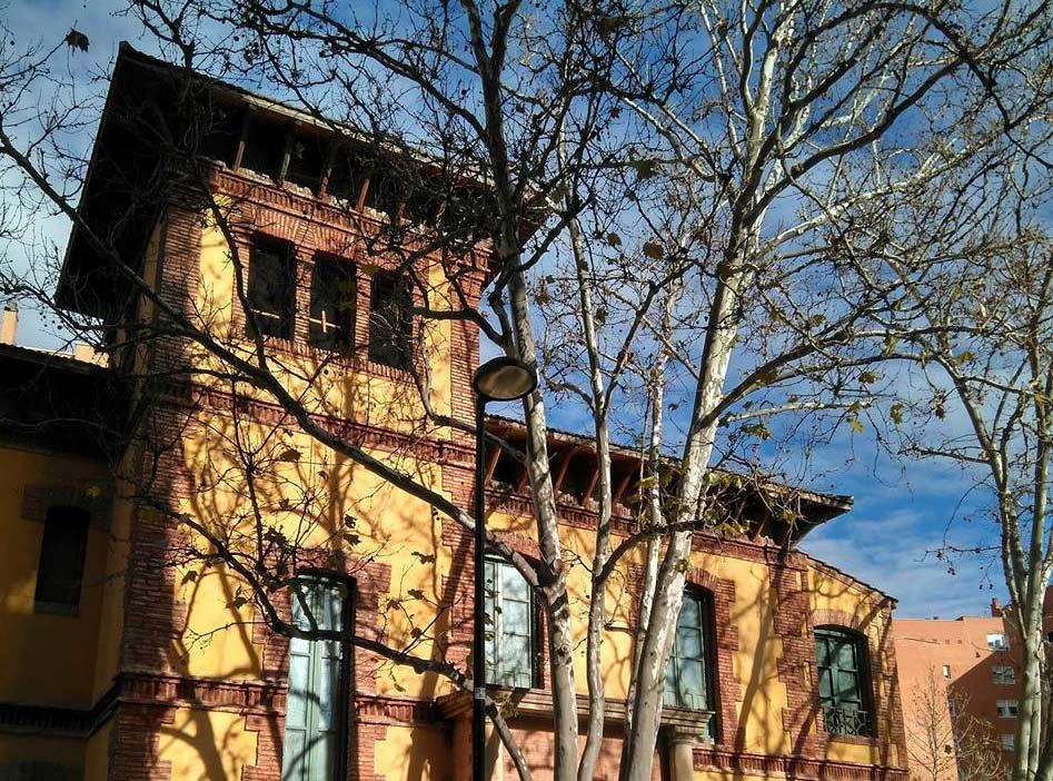 casa del director de la Azucarera del Rabal