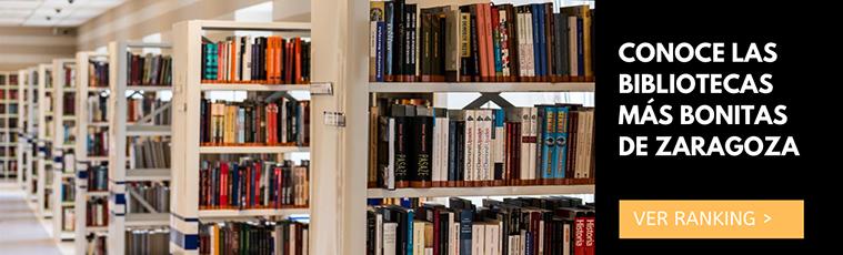 conoce las bibliotecas mas bonitas de zaragoza