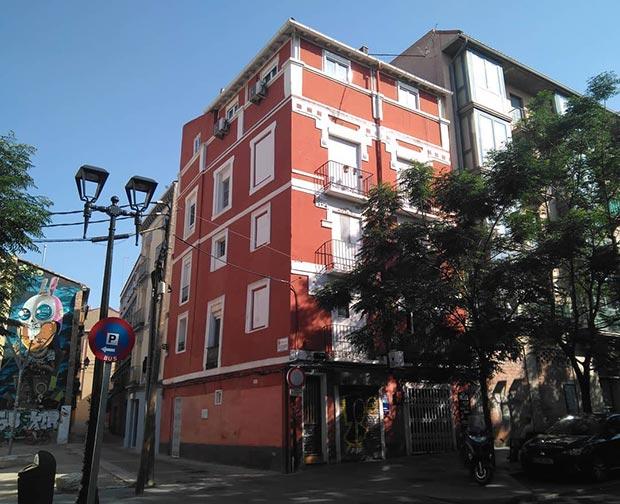 edificio calle coso 180 zaragoza