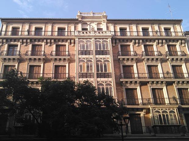 edificio jose alfonso coso cinco zaragoza
