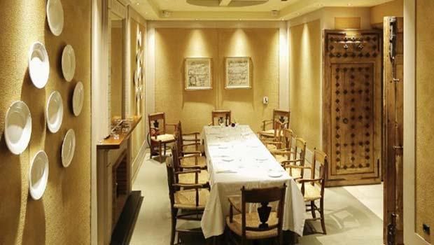 Restaurante Aragonia del Hotel Palafox