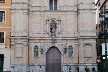 iglesia de escolapios avenida cesaraugusto zaragoza