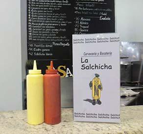 La Salchicha en Zaragoza